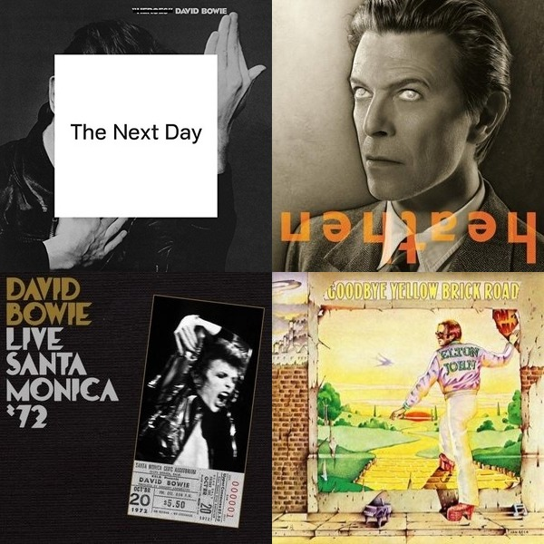 bowie list