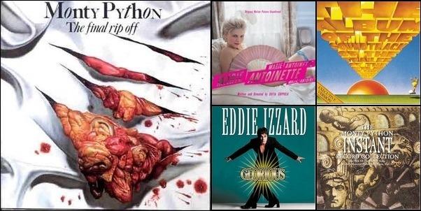 Hilarious Albums