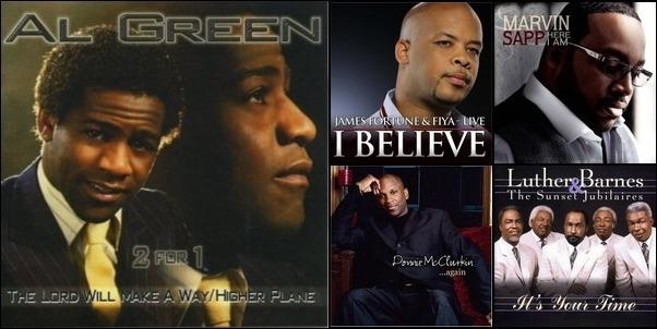 my gospel music