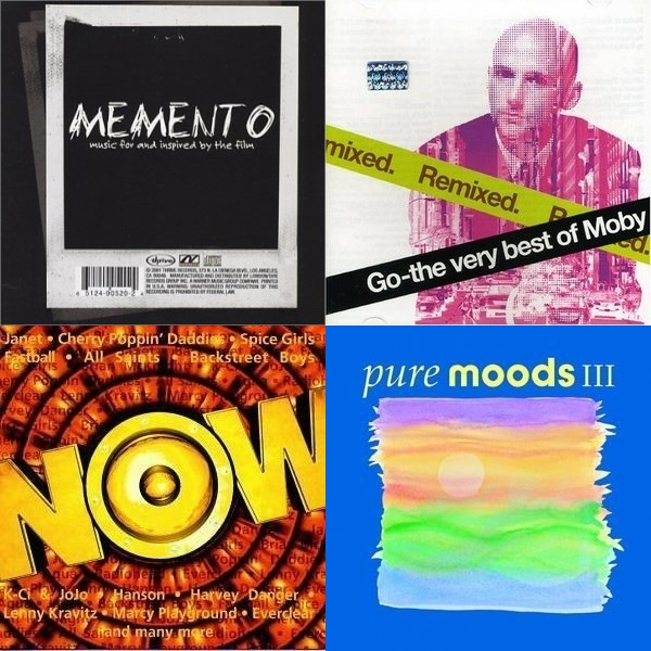 Great Tunes of the 90's