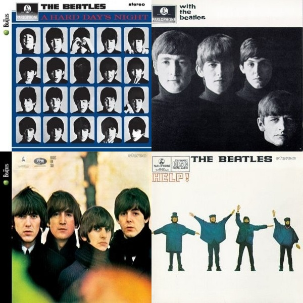 Only the beatles