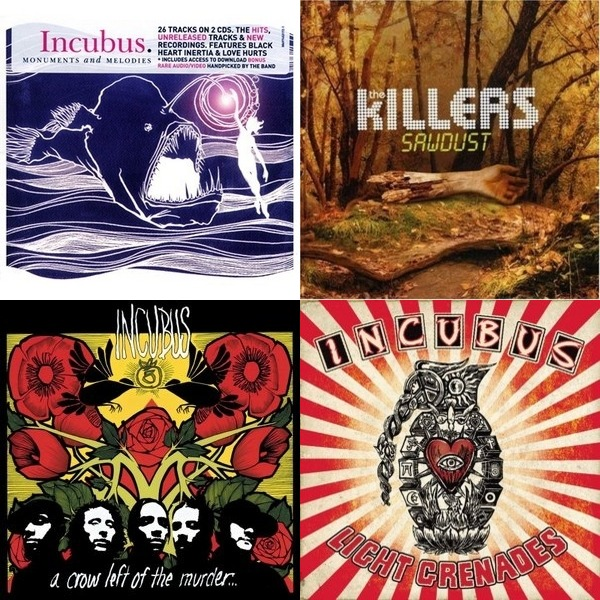 Killers music and such