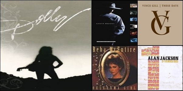 Top 2000 Country Hits