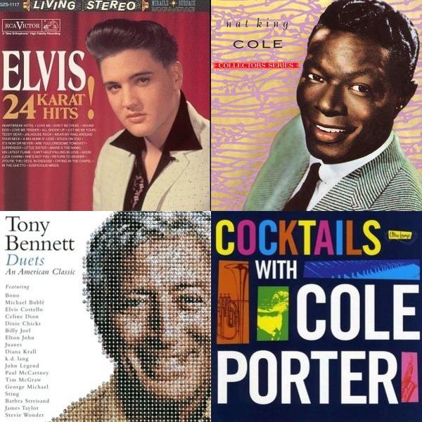 Vocal Jazz Standards