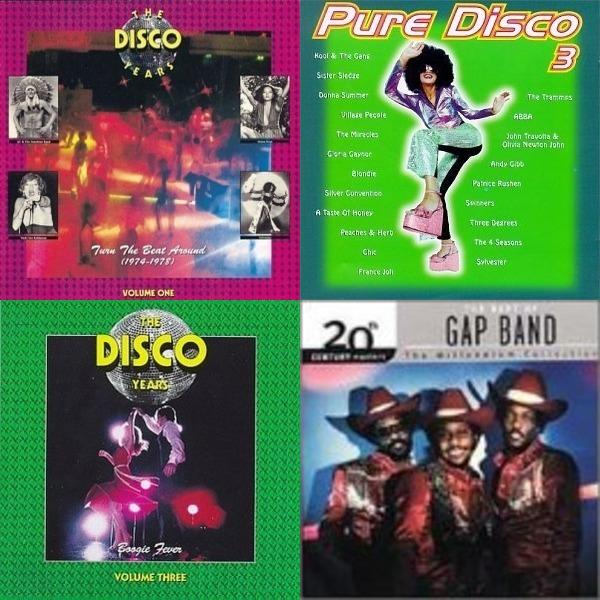 Newport55's Disco Mix
