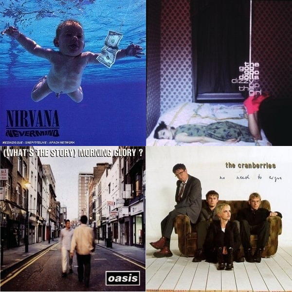 BEST OF 90'S ALTERNATIVE ROCK