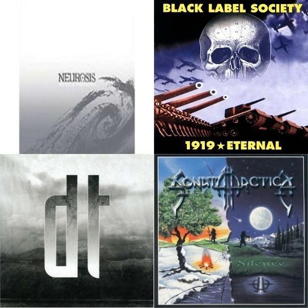 Pog's Metal Easy Listening