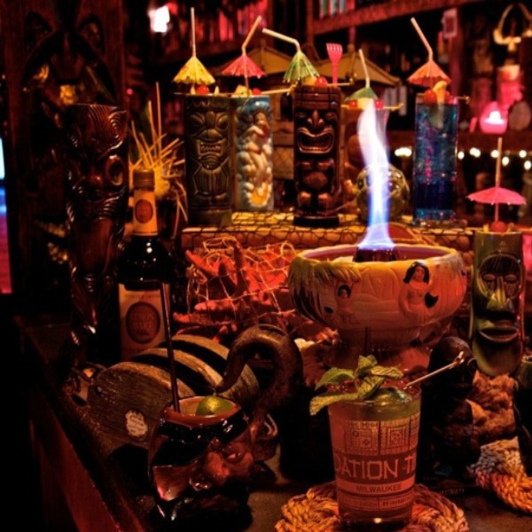 Tiki Time!