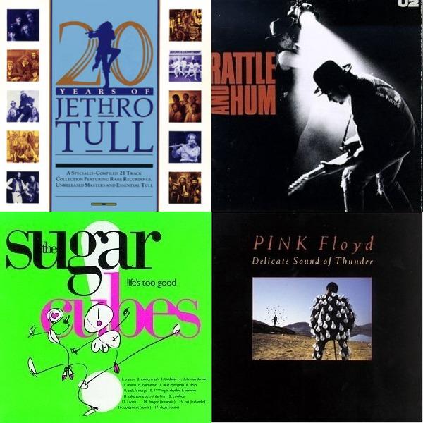 Albums of Eighty-Eight