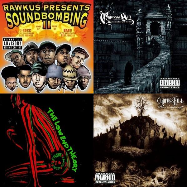 Hip hop Mega Mix