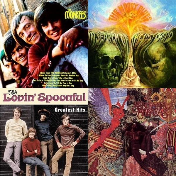 Overlooked Songs of the 60s
