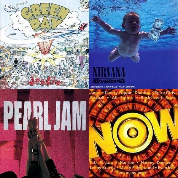 90's Alternative Favorites