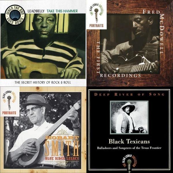 Alan Lomax: Early American Field Recordings
