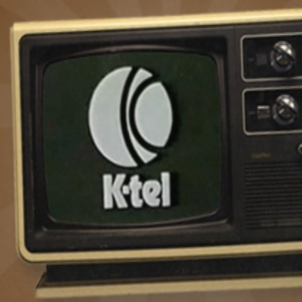 K-Tell on the 8-track.
