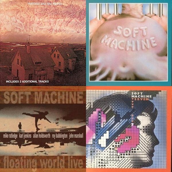 soft machine gong