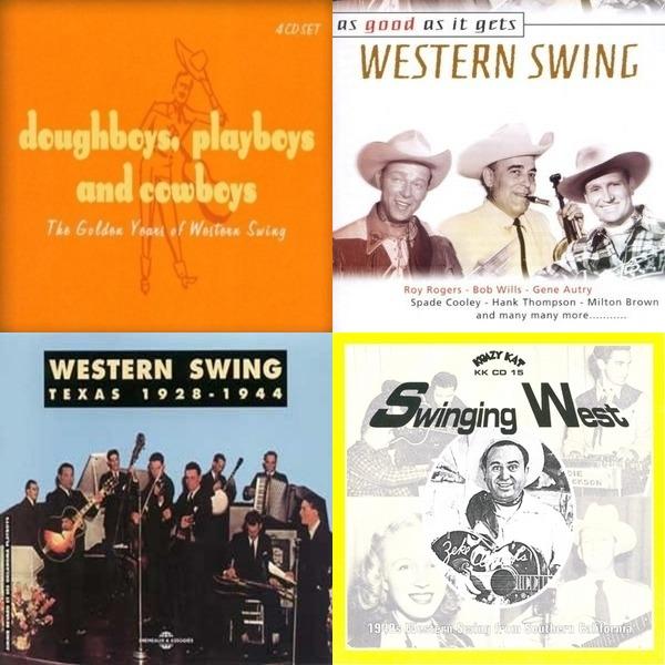 Western Swing & Honky Tonk
