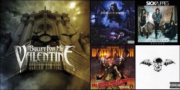 Heavy Metal & Hard Rock