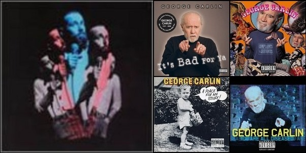 Tribute to George Carlin