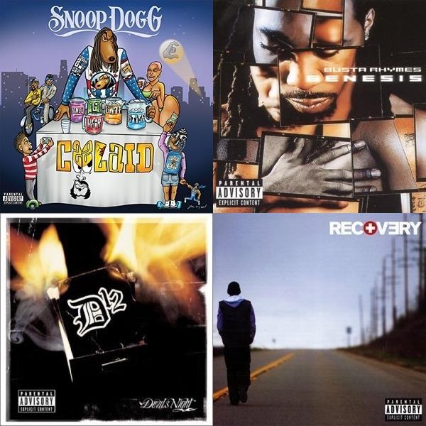 number 1 rap station