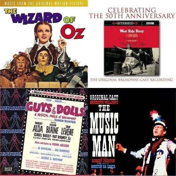 Storm's musicals