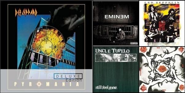 Ld 75 top 50 favorite albums