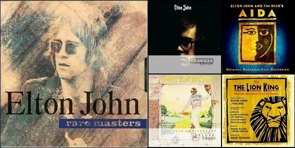 Elton John Total